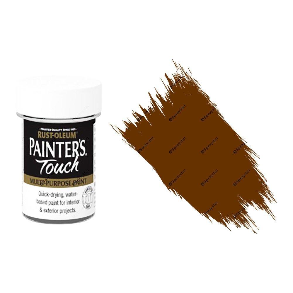 Rust-Oleum-Painters-Touch-Multi-Surface-Paint-Bronze-Metallic-20ml-Toy-Safe-391996255764