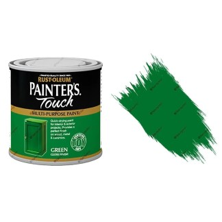 Rust-Oleum-Painters-Touch-Multi-Surface-Paint-Green-Gloss-250ml-Toy-Safe-372237507969