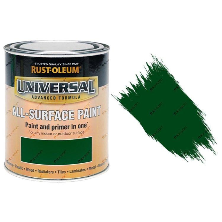 Rust-Oleum-Universal-All-Surface-Self-Primer-Paint-Gloss-Racing-Green-250ml-391986702358
