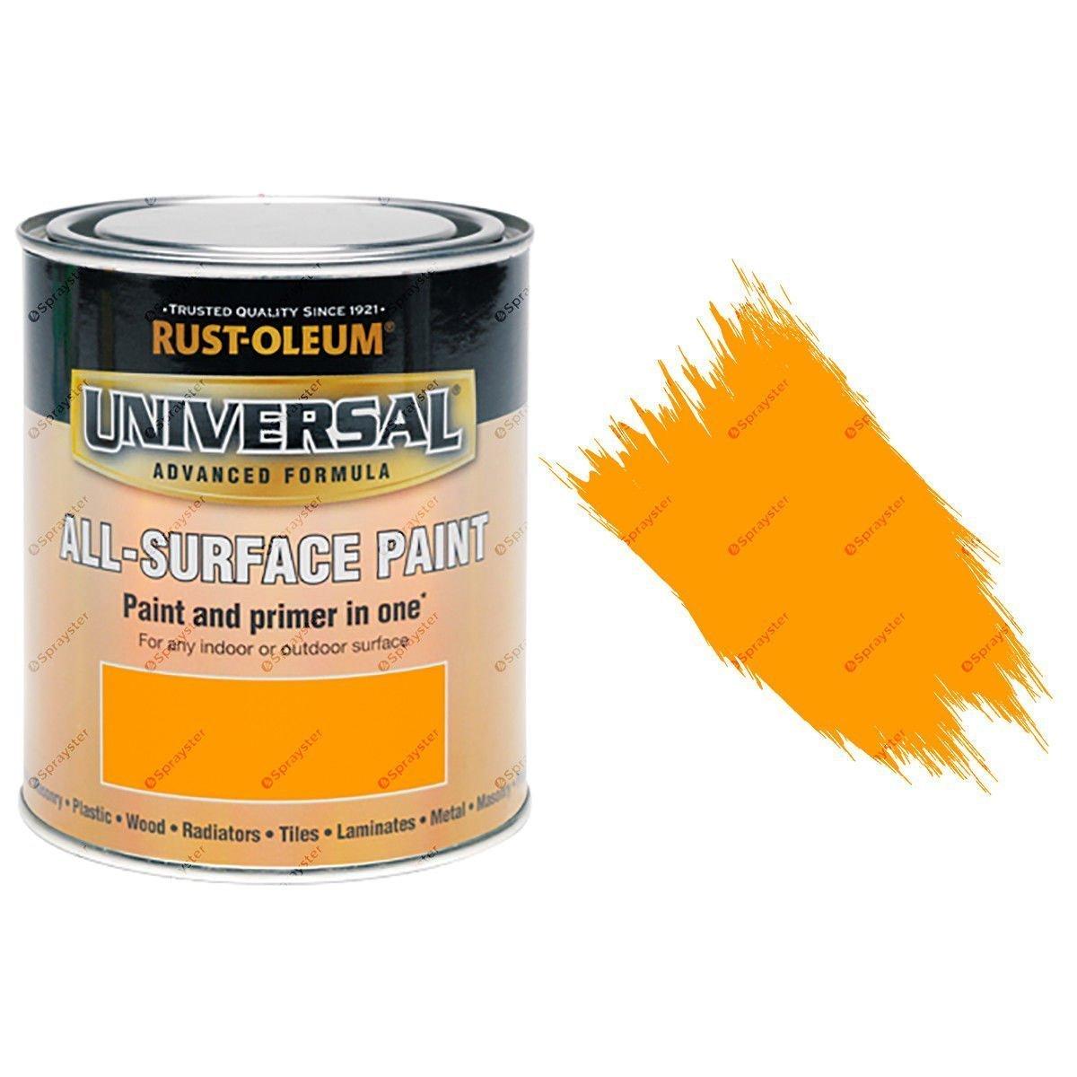 Rust-Oleum-Universal-All-Surface-Self-Primer-Paint-Gloss-Sunset-Orange-250ml-332564274633