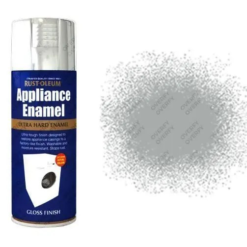 Rust Oleum Appliance Enamel Stainless Steel Gloss Sprayster