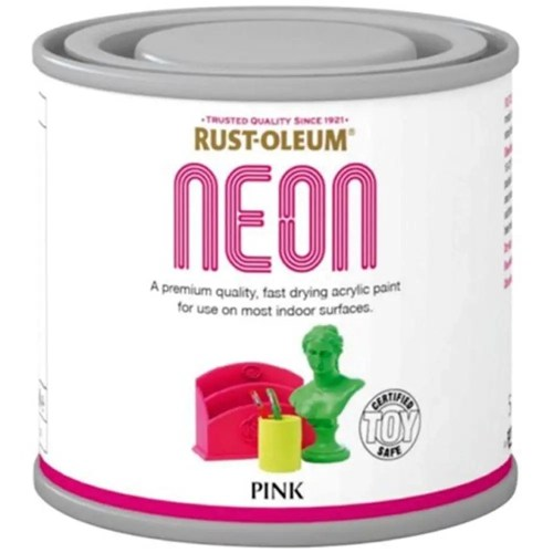 x1-Rust-Oleum-Ultra-Bright-Neon-Pink-Durable-Toy-Safe-Brush-Paint-125ml-392023414840