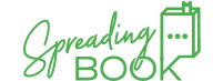 Spreading Book Logo