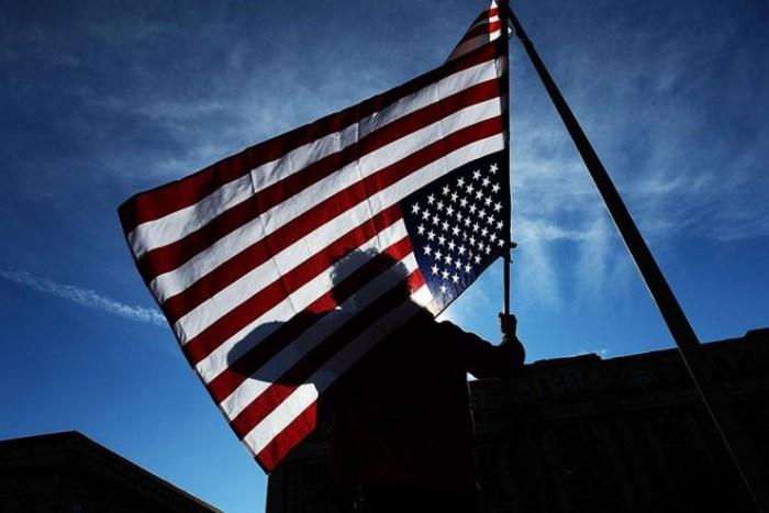 Iowa Man Arrested Over Upside Down Flag, Homer Martz Is An Army Veteran