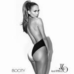Jennifer Lopez And Iggy Azalea Drop 'Booty' Remix & Cover Art