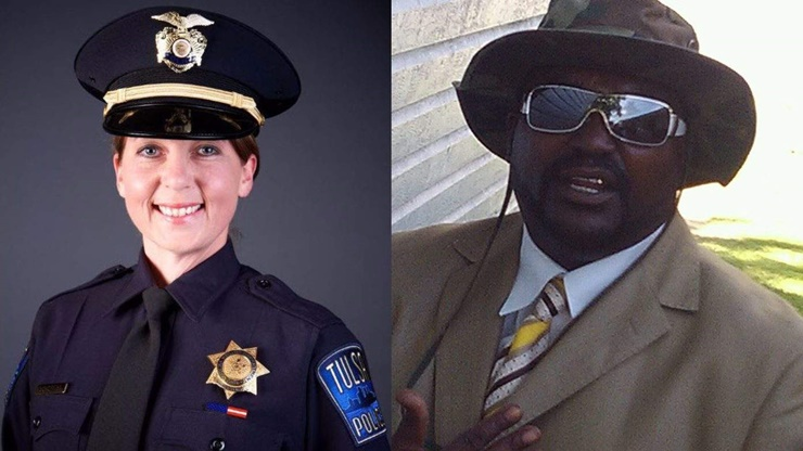 Tulsa Police Chief Chuck Jordan: Terrence Crutcher Had No Gun