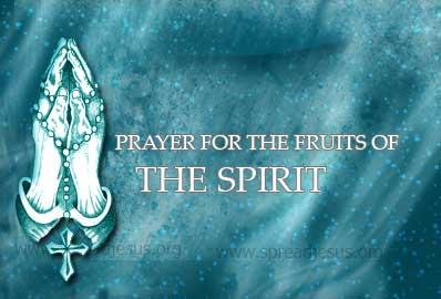 "Image result for Prayer forThe Fruit Of The Spirit"""