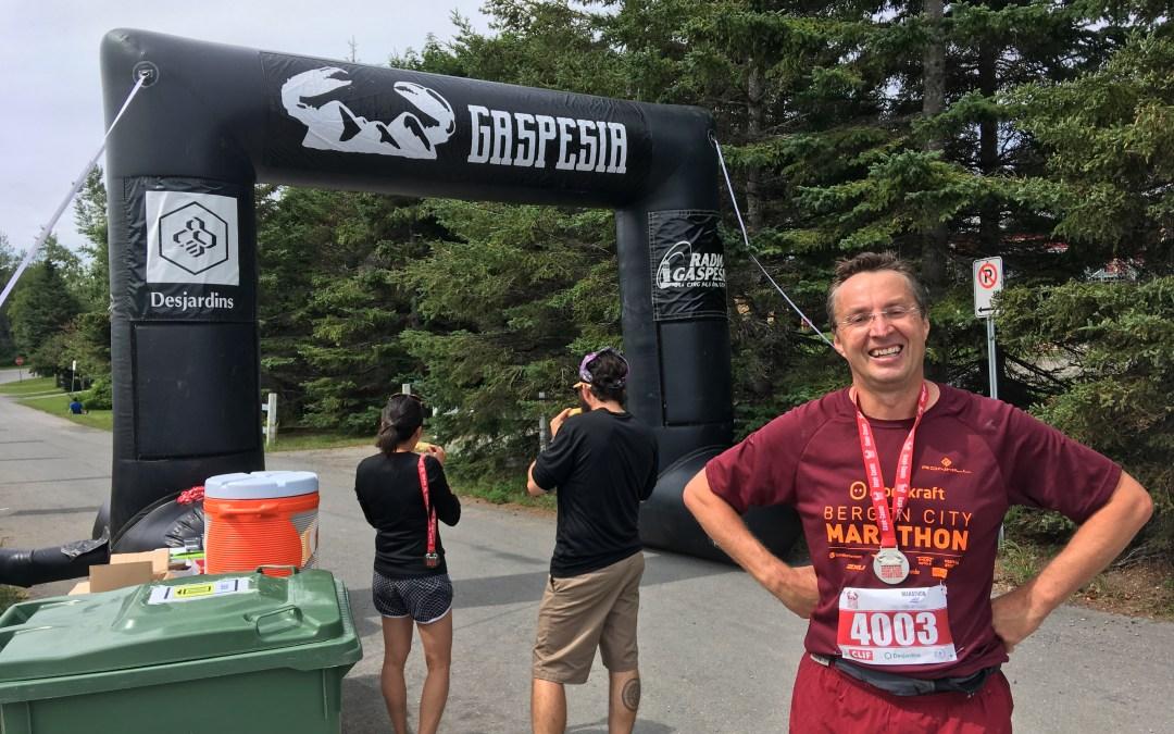 Gaspé Marathon