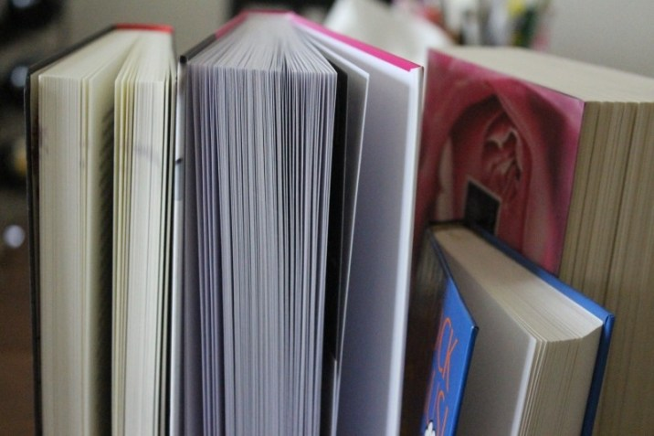 Zeigt her Eure Bücher! 1