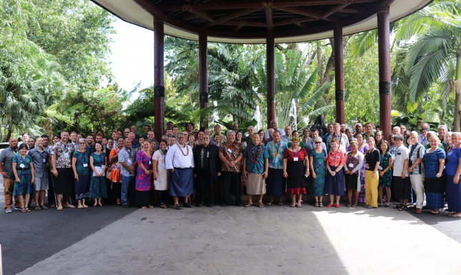 8th Pacific Environment Forum