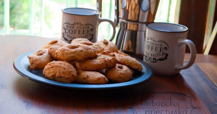 Бисквити Амарети - домашна рецепта
