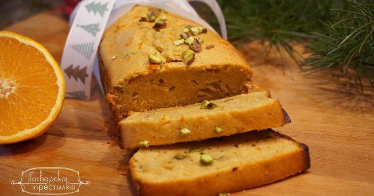 Портокалово-джинджифилов хляб
