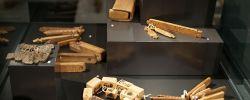 Etwas auf dem Kerbholz haben - © Sandstein, Wikipedia