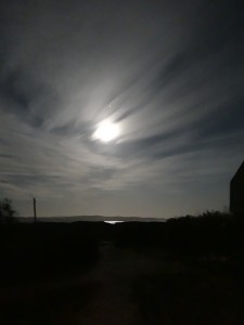 wierd sky