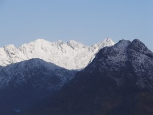 Sgurr na Stri in foreground