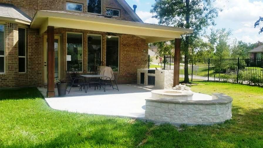 Patio Covers To Meet Your Budget and Design Ideas on Patio Cover Ideas On A Budget id=79568