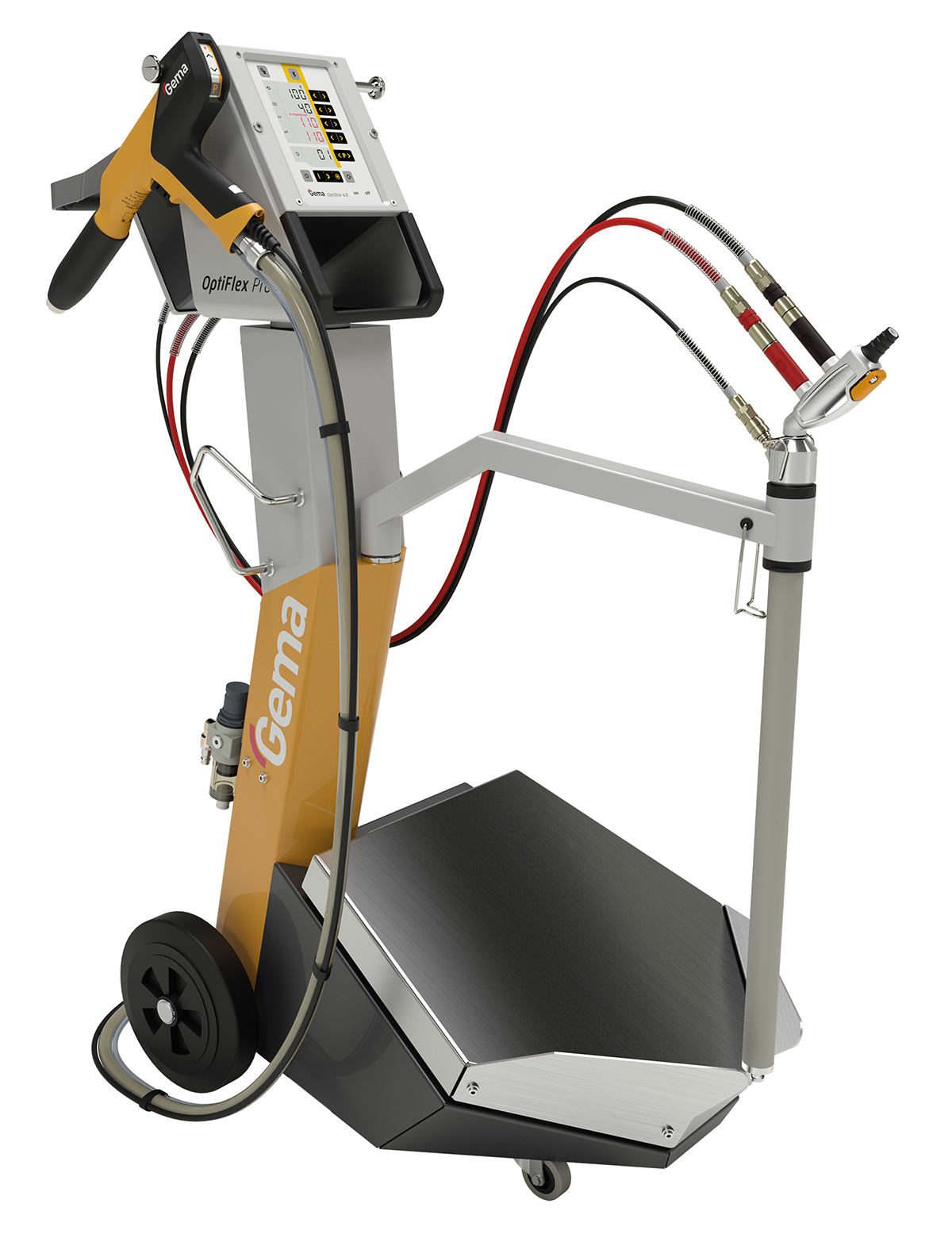 Bringing you the PowerBoost with our new OptiFlex Pro from Gema