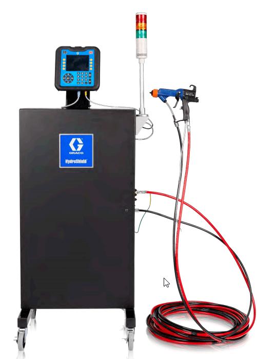 HydroShield Batch Waterborne Solutions
