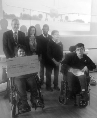 Cheque presentation March 2017