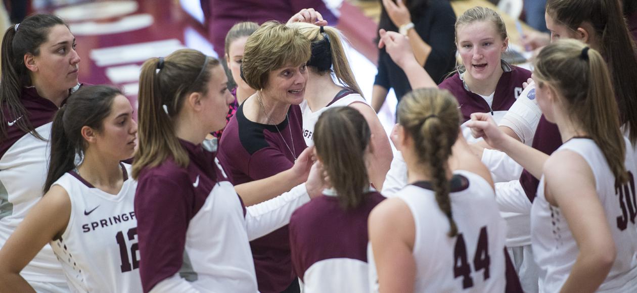 Women's Basketball Earns Spot in ECAC Championship Tournament