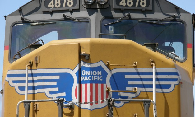 Construction on Union Pacific Railroad Crossings – Begins April 16th