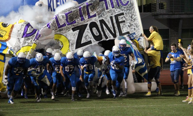 Klein Bearkats Claim Victory Over Panthers; 31-26