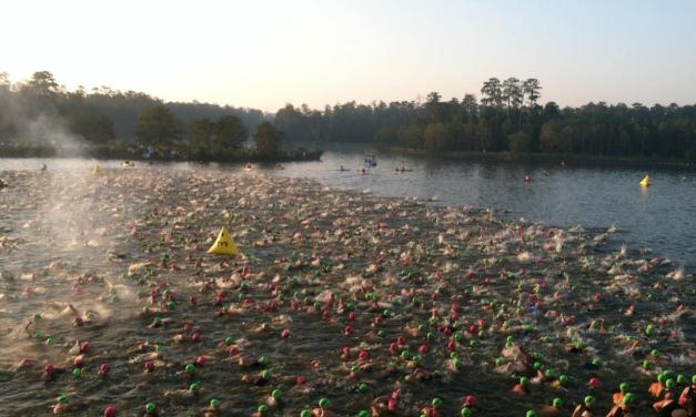 IRONMAN Texas The Woodlands Athlete Dies Mid Triathlon