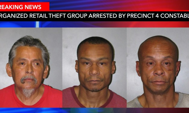 Organized Retail Theft Group Arrested Following Theft at Home Depot
