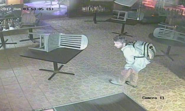 Suspect Breaks Into Los Arcos Mexican Restaurant To Steal Liquor