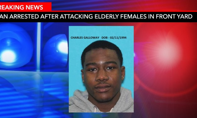 23-Year-Old Arrested After Attacking Three Elderly Females In Harris County Neighborhood