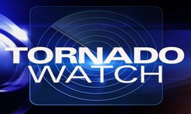 Tornado Watch In Effect Until 3:00 PM – 04/19/20