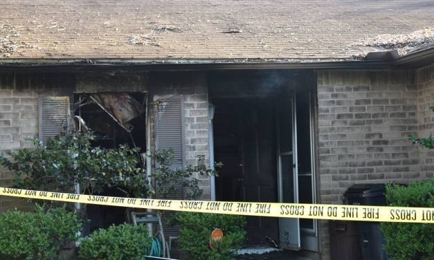 Investigators Say Cigarette Butt Started House Fire in Postwood Subdivision