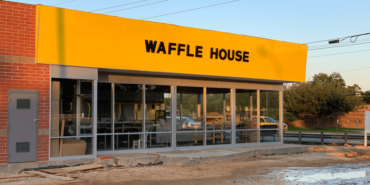 Waffle House to Open New Location on Louetta Road