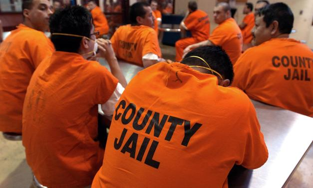 Judge Lina Hidalgo Files Order Releasing Inmates From Harris County Jail