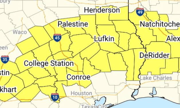 Tornado Watch Issued For Montgomery County Until 5:00PM