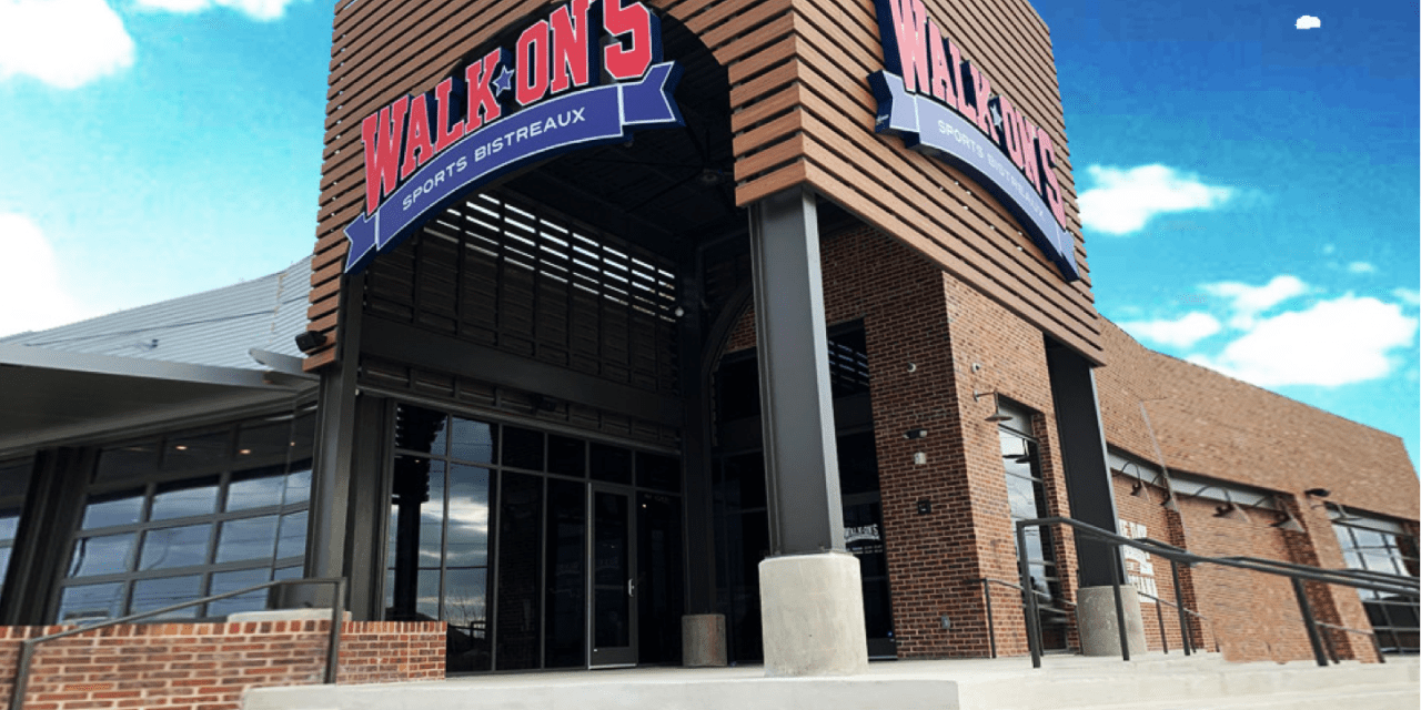 Spring's Walk-On's Sports Bistreaux to Open Dining Room Wednesday