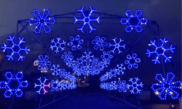 Drive Thru Animated Christmas Light Show Opens in Spring
