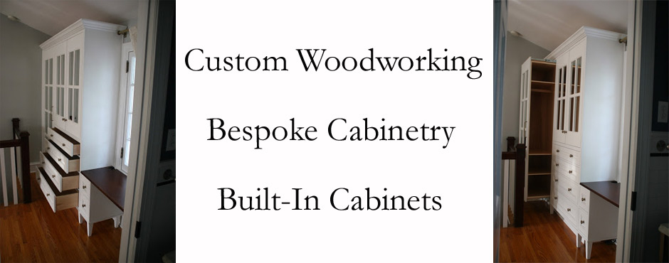 Built-in cabinetry and custom furniture for Baltimore, New York City, Philadelphia, and DC
