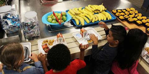 Free Summer Meals Program Available at 13 Spring ISD campuses