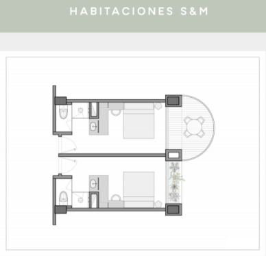 Small and M Rooms