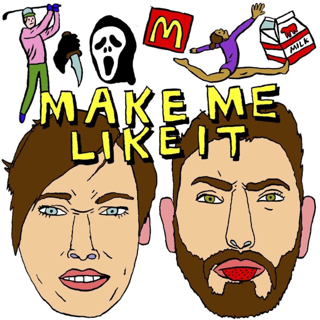 Make Me Like It Cover
