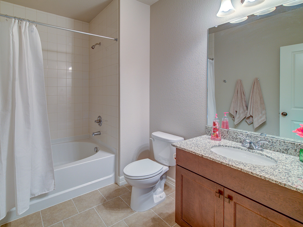 Tahoe-Basement Bathroom