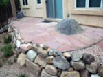Flagstone patio colorado springs