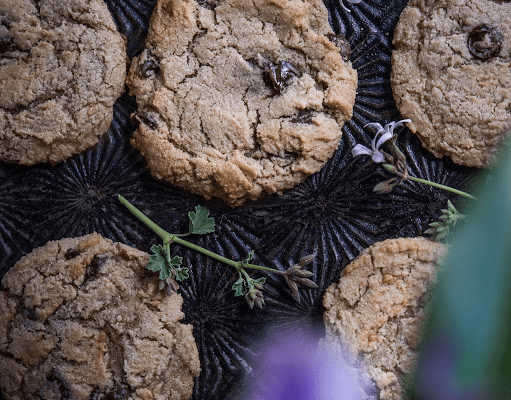 Gluten & Grain Free Chocolate Chip Cookies
