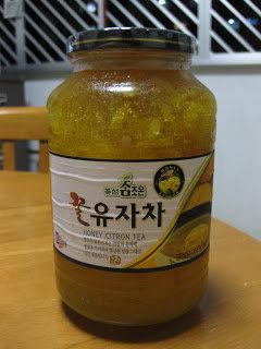 Korean Yuja Cha 柚子茶