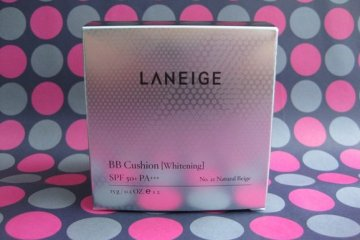 Product Review: Laneige BB Cushion
