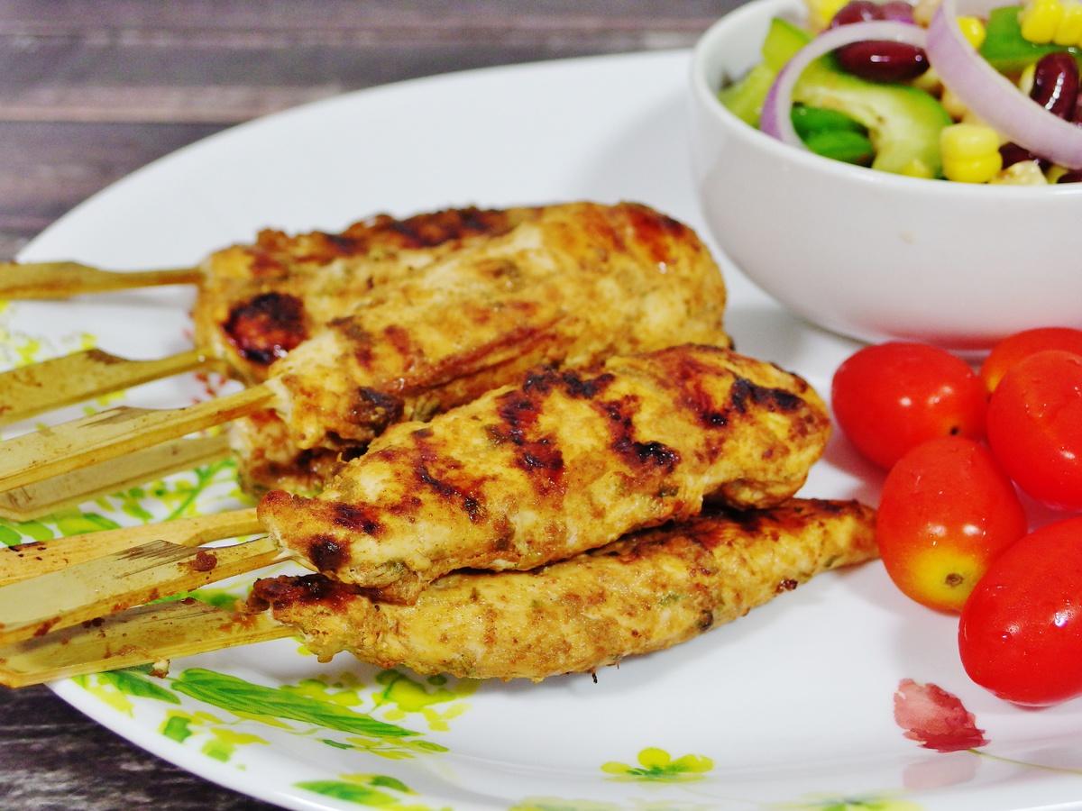 Spiced Chicken Kebab Recipe