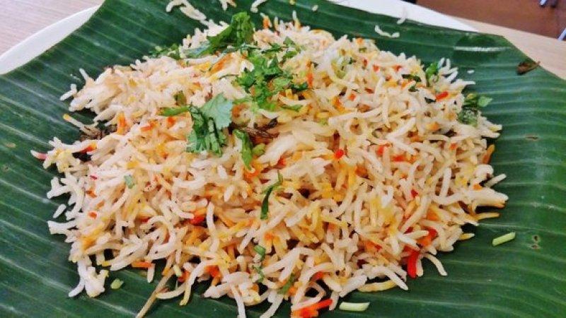 Briyani Rice $2.50