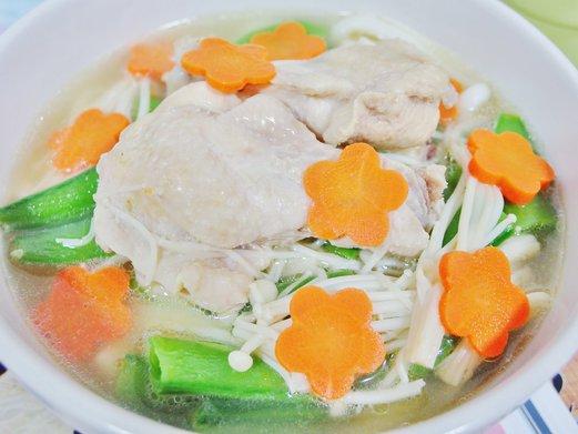 Chicken Udon Noodle Soup Recipe