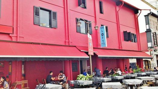 the loft cafe 1